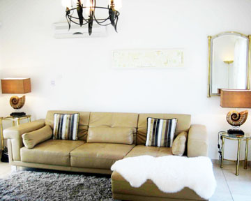 Villa 9, Peyia, Paphos - Hall to Lounge